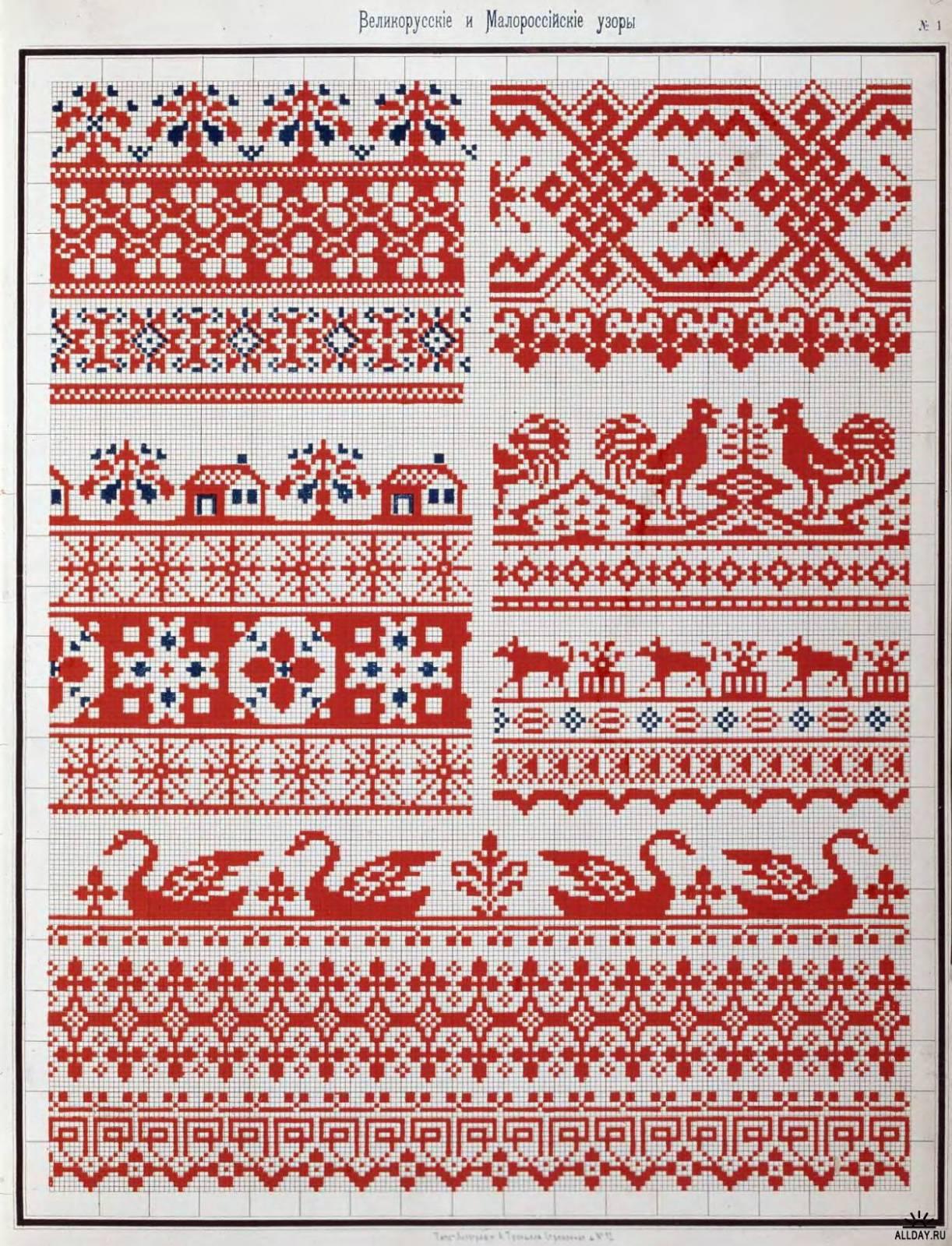 Картинки русская вышивка